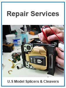 fusion splicer repair services