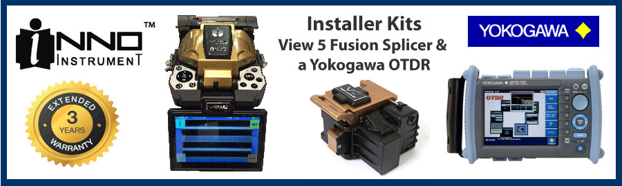 View 5 Fusion Splicer Installer Kit