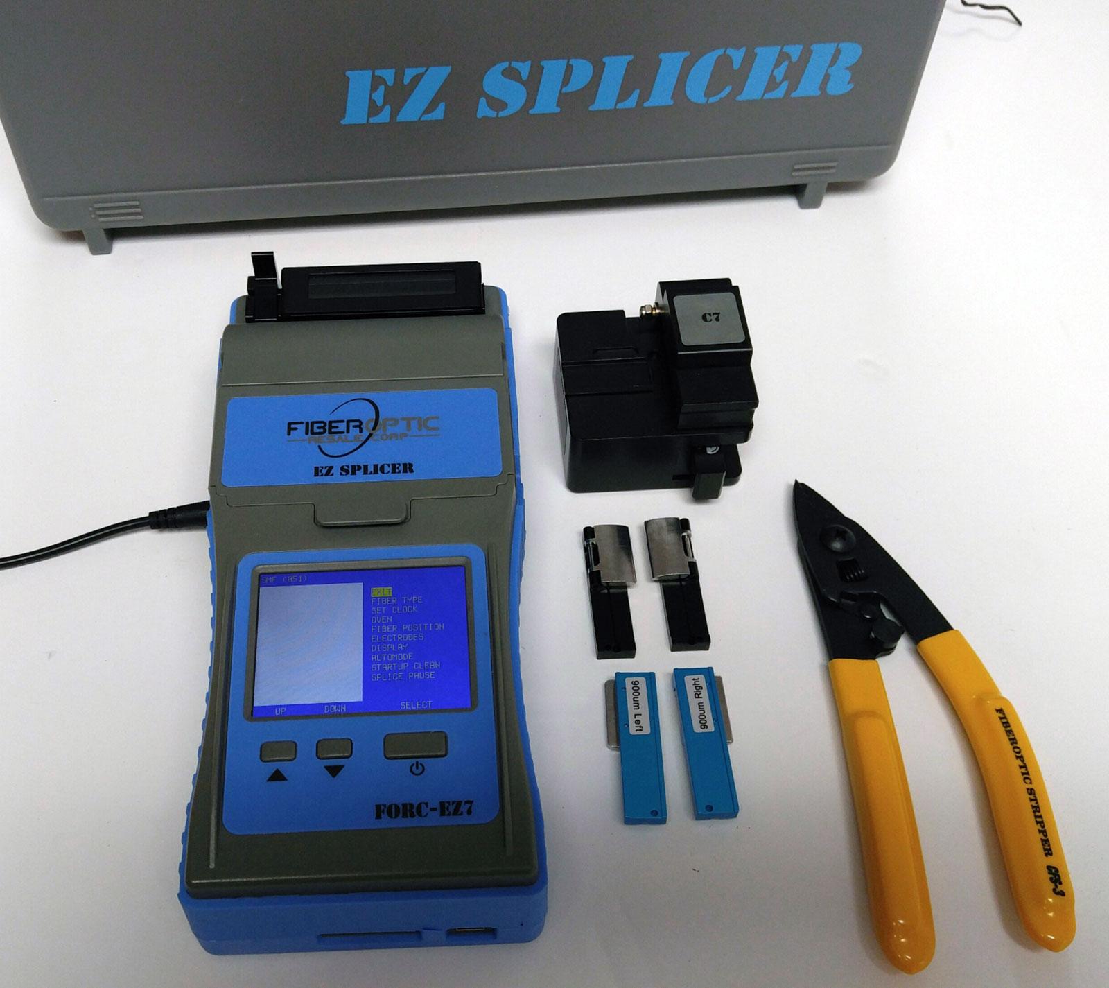 EasySplicer Fusion Splicer Kit