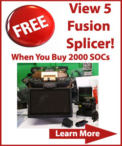 Free View 5 with purchase of SOCs