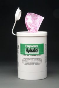 Pollywater HSD72 Cleaning Wipes