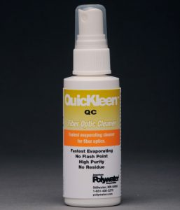 Polywater QC-2LP Cleaning Spray
