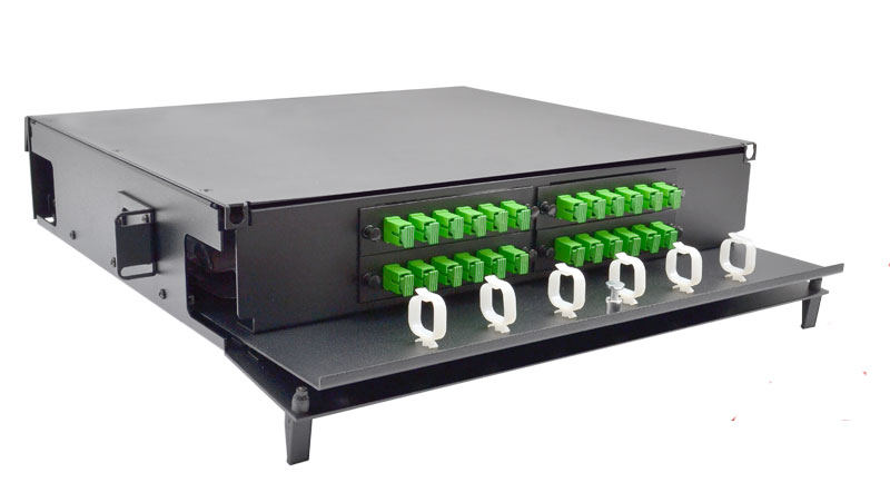 Fiber Optic Rack Mounts