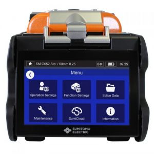 Sumitomo Quantum Type-Q102-CA-3 Core Alignment Fusion Splicer