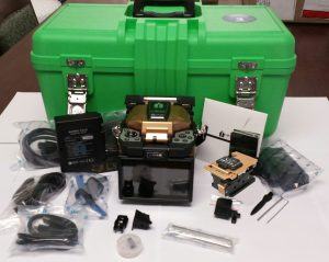 INNO View 5 Fusion Splicer Kit with V7 Cleaver