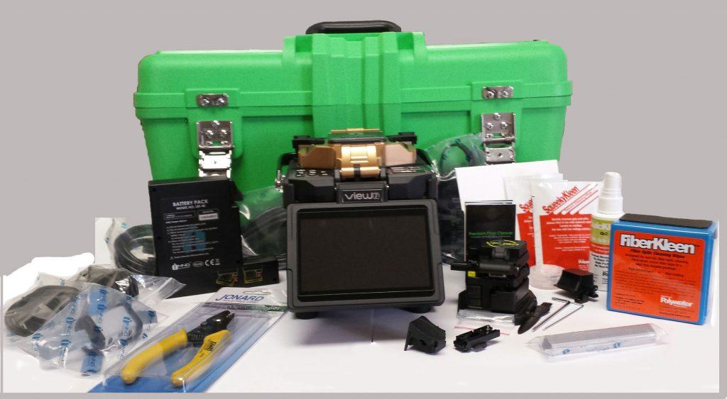INNO View 7 Fusion Splicer Kit
