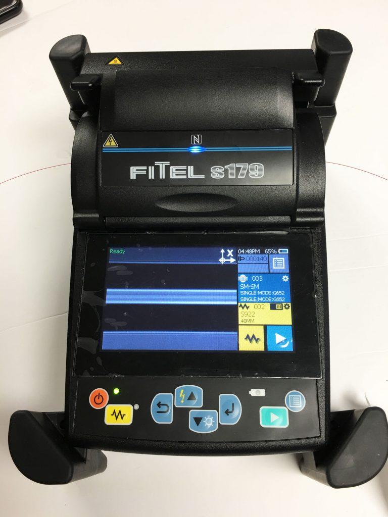 Fitel S179 Fusion Splicer