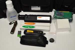 FORC Fiber Optic FOR750 Cleaning Kit