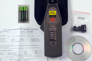Optical Fiber Identifier Kit
