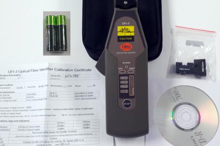 Optical Fiber Identifier Kit