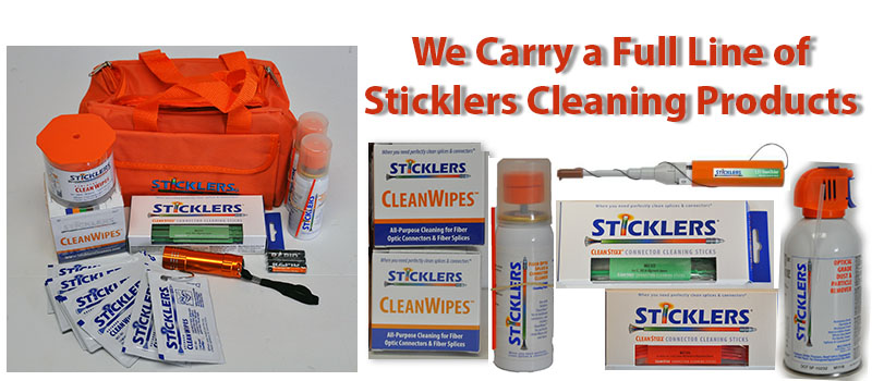 Sticklers Cleaning Products Banner