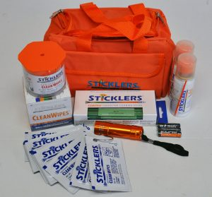 Fiber Optic Cleaning Kit CLEANKIT™ Sticklers FK03