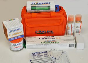 Fiber Optic Cleaning Kit CLEANKIT™ Sticklers FK08