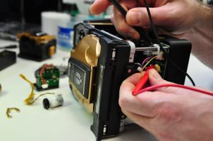 Lab INNO Fusion Splicer Repair