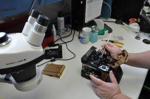 Lab INNO Fusion Splicer Repair R3