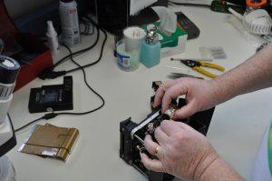 Lab INNO Fusion Splicer Repair R