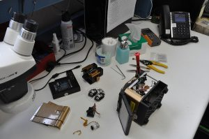 Lab INNO Fusion Splicer Repair 2