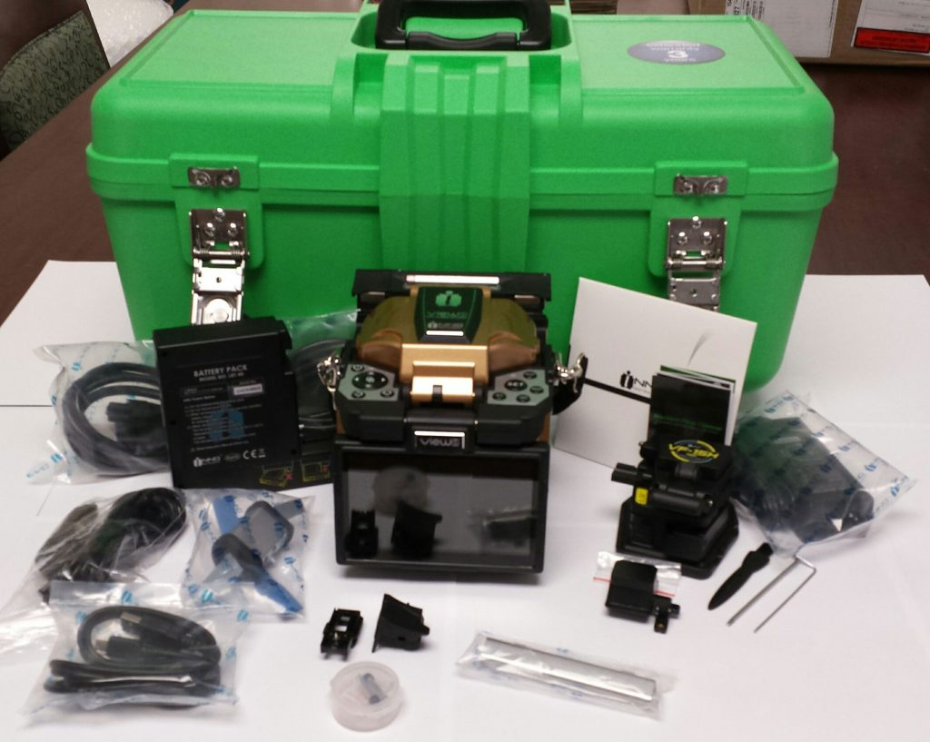 INNO View 5 Splicer Rental Kit