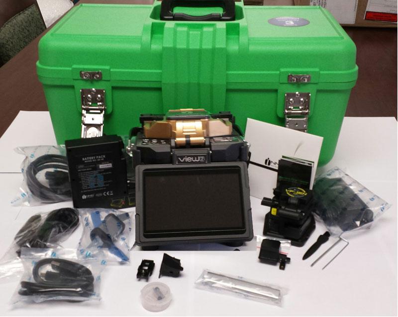 INNO View 7 Fusion Splicer Rental Kit