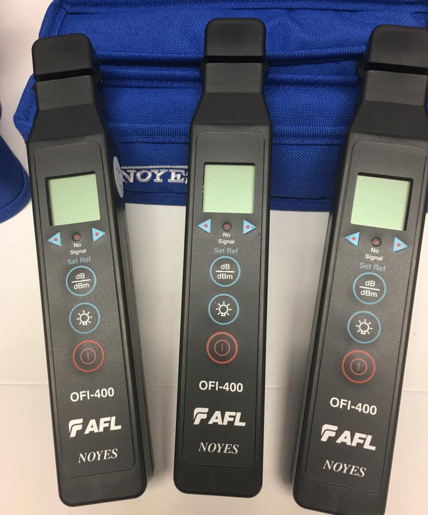 AFL Noyes OFI-400 Optical Fiber Identifier Bulk
