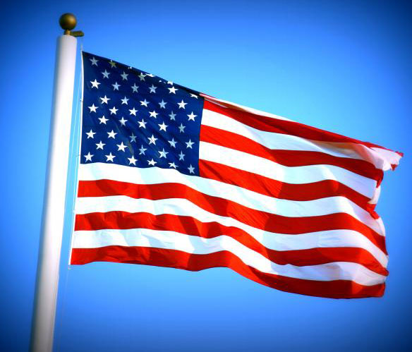 American Flag - Veteran Owned Business