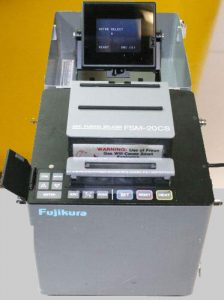 Fujikura FSM-20CS Fusion Splicer