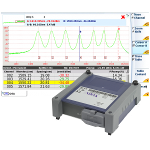 Viavi COSA-4055 CWDM Optical Spectrum Analyzer