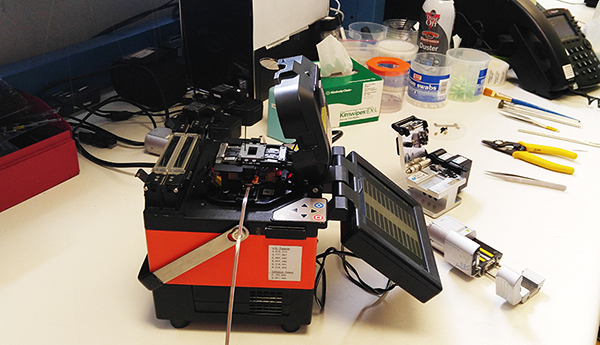 Sumitomo Type-66M12 Fusion Splicer Repair