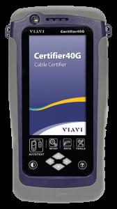 Viavi Certifier40G Tester