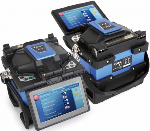 FORC F1 Clad Alignment Fusion Splicer Screen