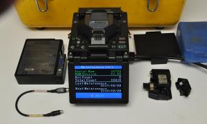 Fujikura FSM-50S Fusion Splicer Kit sn10733