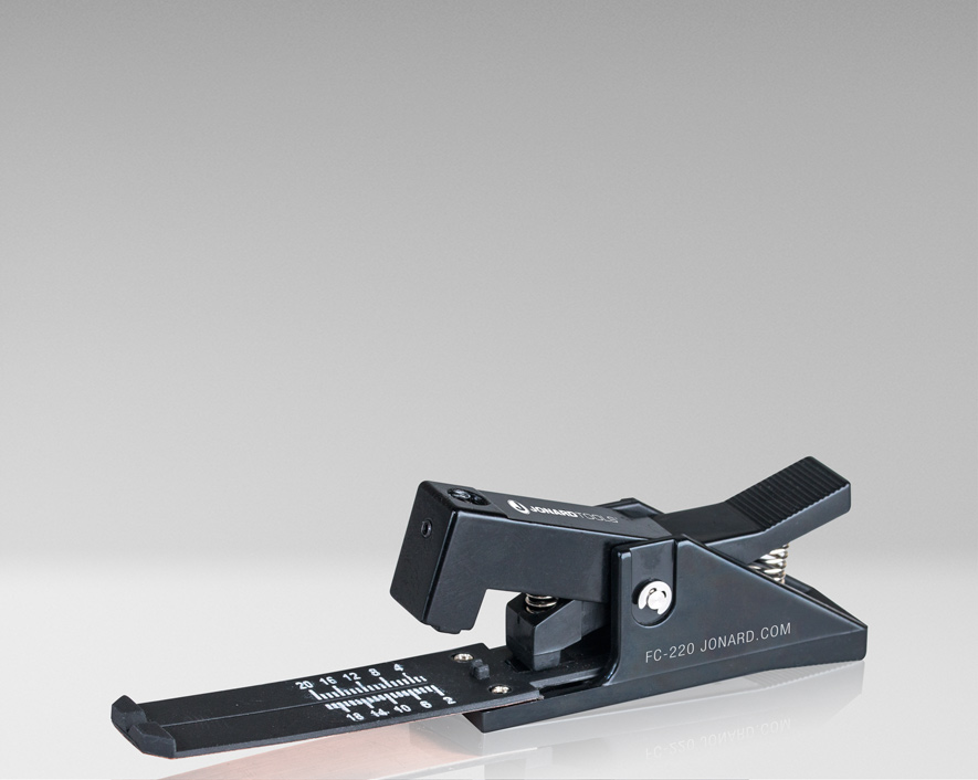 Jonard Tools FC-220 Fiber Optic Cleaver
