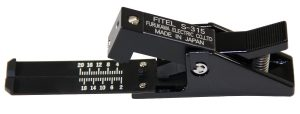 Fitel S315 Fiber Optic Cleaver
