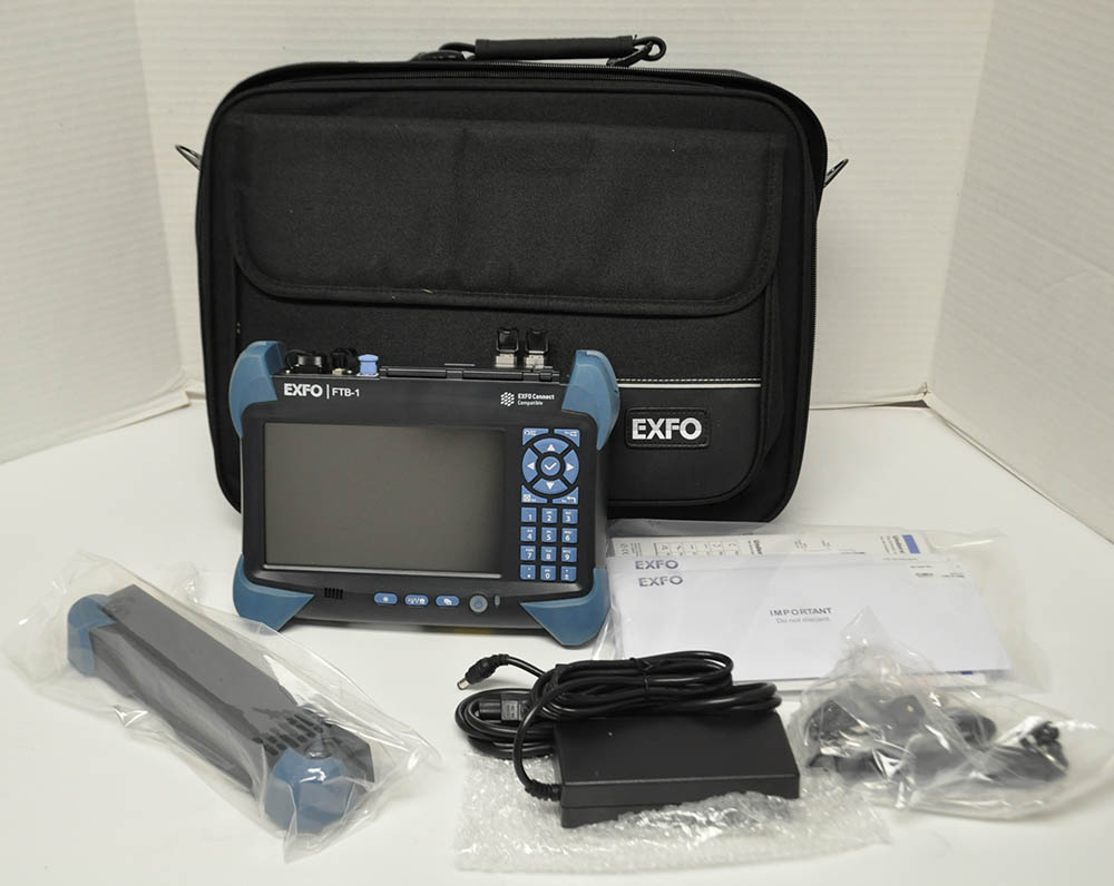 EXFO FTB-1 OTDR Demo Kit