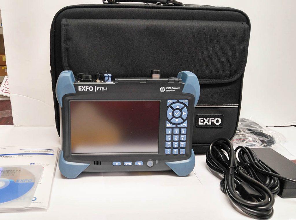 EXFO FTB-1 OTDR with FTB-720 Module