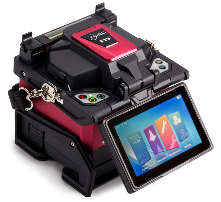 FORC F15 Fusion Splicer Screen View lg