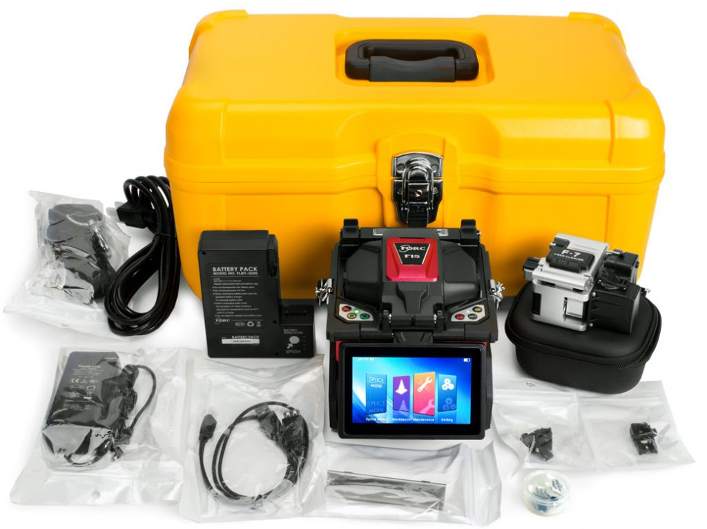 FORC F15 Fusion Splicer Kit