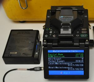 Fujikura FSM-50S Fusion Splicer with Battery Refurbished