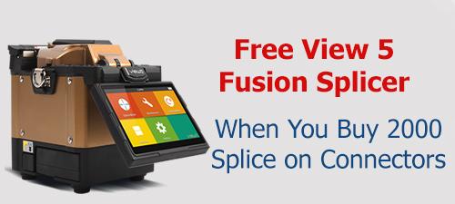 INNO View 5 Fusion Splicer & SOC Special