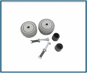 U-Tek Workstation Wheel Kit
