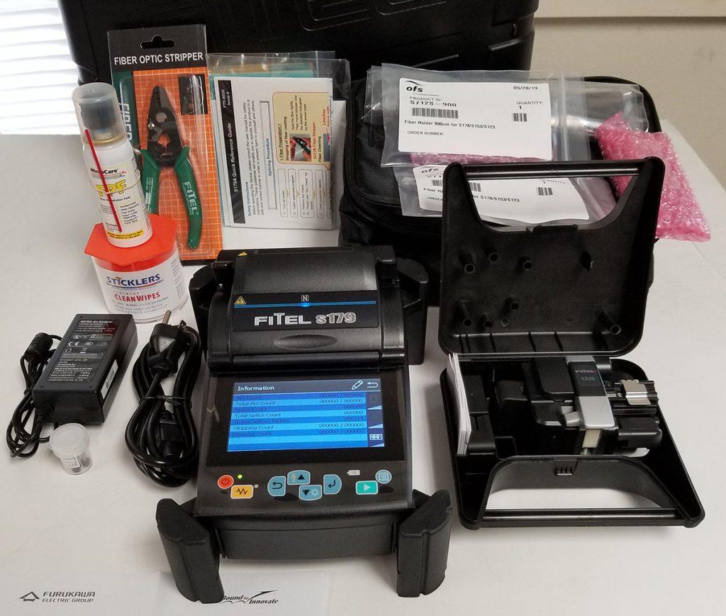 OFS Fitel S179A EX-900 Kit