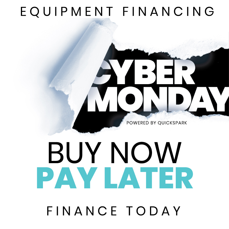 QuickSpark Cyber Monday Financing