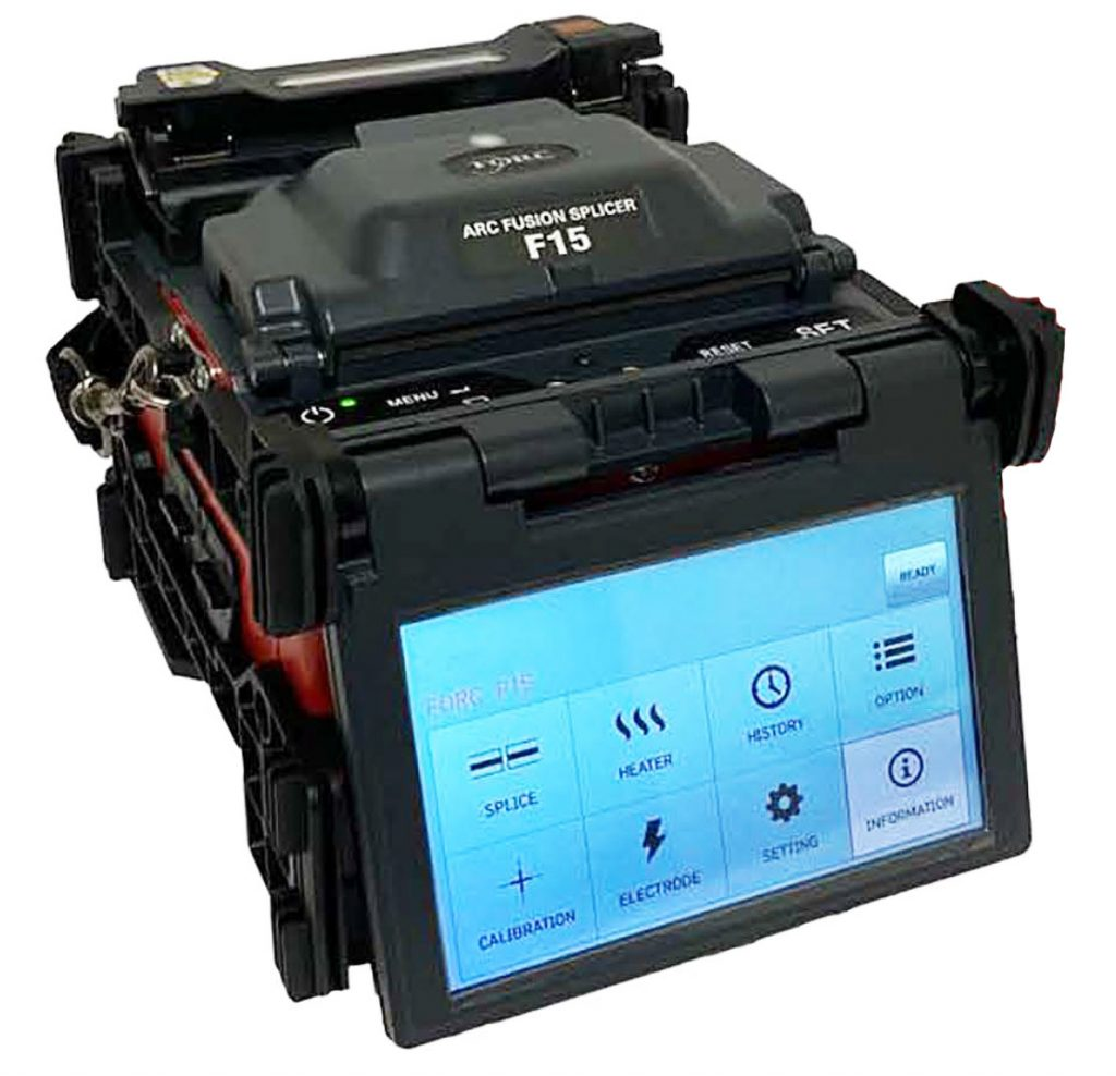 FORC F15 Fusion Splicer New